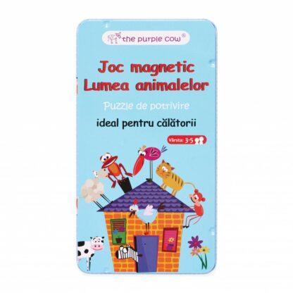 Magnetic game-Animal world