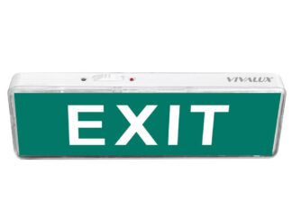 EXIT LED LAMP VIVALUX VIV004032