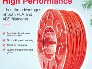 CREALITY 3D PRINT FILAMENT CR-PETG RED