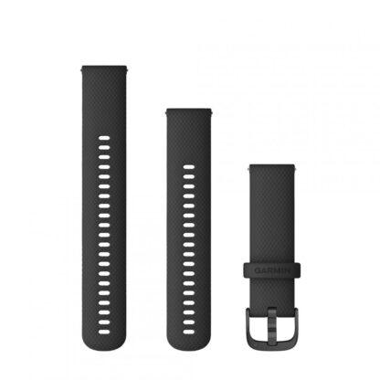 Garmin Watch Strap 22mm Black / Gunmetal