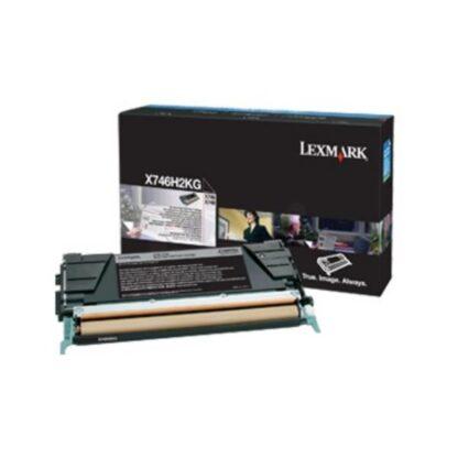 LEXMARK X746H3KG BLACK TONER