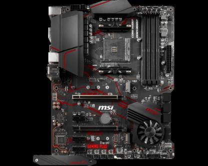 MB AMD X570 MSI MPG X570 GAMING PLUS