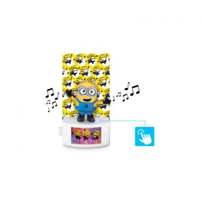 DM3 The figurine dances and sings,9CM,DIV P