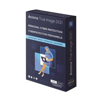 Acronis True Image Premium Subscription 1PC 1TB CS 1YR