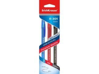Gel ink pen R-301 Original Gel 0.5, 3 pcs set EK