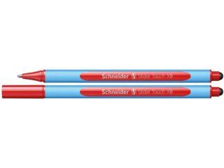 Ballpoint pen Slider Touch XB blue