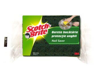 Nail protection sponge x 1 Scotch Brite 3M