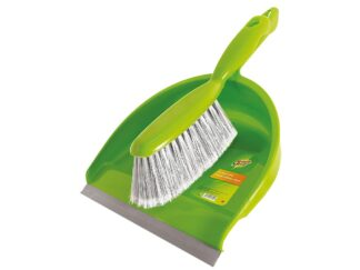 Dustpan with short handle brush ScotchBrite 3M