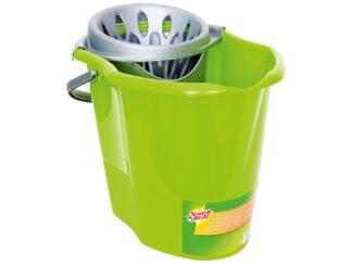 Bucket with inner and wringer ScotchBrite 3M