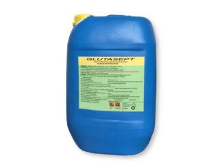 Surface disinfectant TP 2, GLUTASEPT, canister 10L