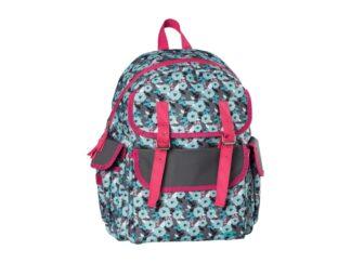 Schoolbag 43x32x18cm B'log Flowers
