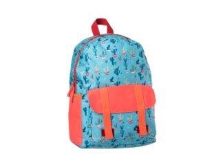 Schoolbag 40x30x18cm B'log Cactus
