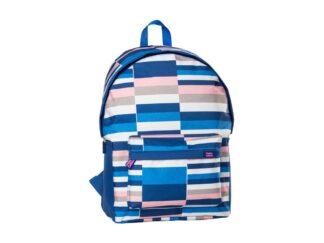 Schoolbag 40x30x14cm Happy Colours