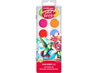 Watercolors ArtBerry with UV Protection 12 colors EK