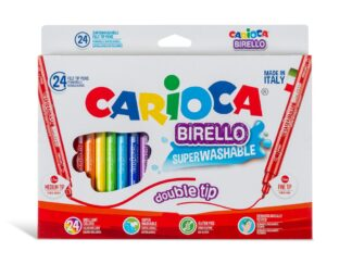 Carioca Birello double peak 24 / set