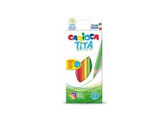 Tita Carioca color pencils 12 / set