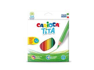 Tita Carioca color pencils 24 / set
