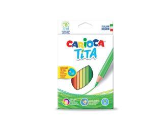 Tita Carioca color pencils 18 / set