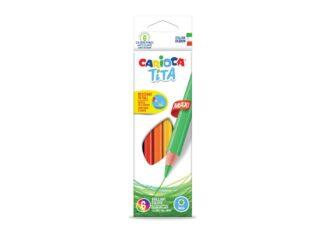 Tita Maxi Carioca color pencils 6 / set