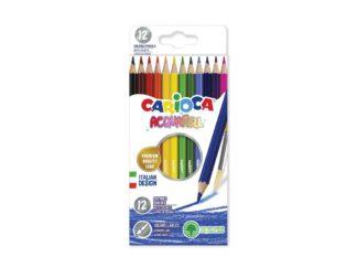 Color pencils Acquarell Carioca 12 / set