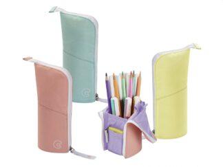 Pencil box Carioca Kimono Pouch Pastel