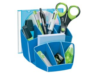 Pencil cup 8 compartments Gloss